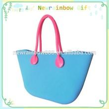 Fashion Tote bag silicone woman handbag china manufacturer tote designer handbag