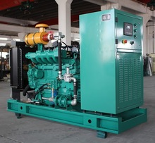 50Hz 3phase 220V bio gas generators with Circuit Breaker