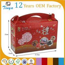 Kindley feelings custom packaging made sweet box