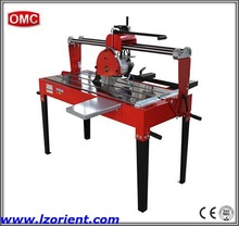 Diamond saw stone marble and granite cutting machine with 800mm 1200mm cutting length