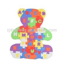 eva cube 3d puzzle,jigsaw puzzle 3d