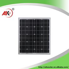 High quality hybrid solar panel