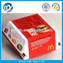 Packaging hamburger / hamburger packaging box