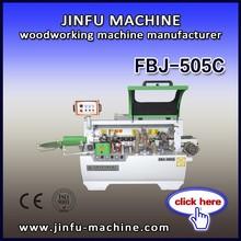 FBJ-505C China Semi auto Edge Banding machine woodworking machine factory have CE and trade assurance
