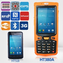 Jepower HT380A Quad-Core High Performance Industrial PDA Android Mobile