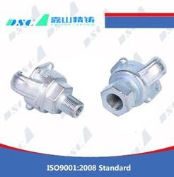 China manufacture Investment Percision casting Sodium Silicate process alpaka