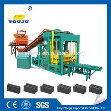 concrete block forms for sale QTJ4-25 Youju machinery group