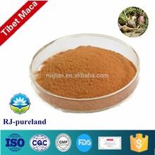 Organic maca tablets natural skin whitening supplement