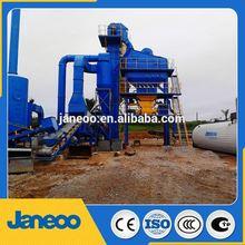 120-130 t/h asphalt mixng plant bitumen
