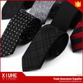 shengzhou hombres corbata corbata de rayas que coincida con los uniformes para la oficina de corbata