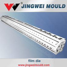 PVDF film solar back extrusion materials with membrane