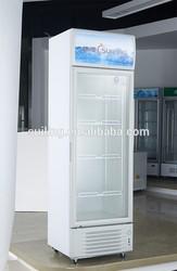 display fridge, Static cooling LGZ-350