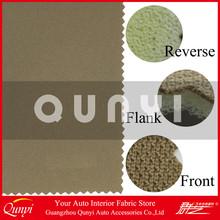 Car Headliner Nonwoven Fabric Foam Velvet Fabric For Car Headliner