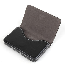 high quality leather bussniess card holder leather business card holder soft name card holder