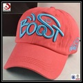 Venta caliente de encargo de béisbol de promoción cap/sombrero