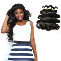 2015 Popular Style 3 Bundles 12 14 16 Inch Peruvian Body Wave Hair Weave