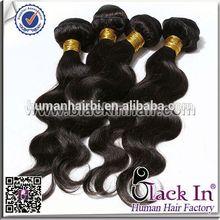 Virgin Alibaba 100% Brazilian Hair flip in hair extension