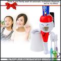 auto novo distribuidor do dentífrico engraçado itens de souvenir