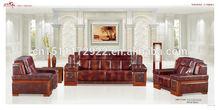European antique wooden carving sofa bedroom furniture TX-8889