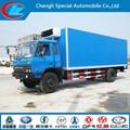 Gsp certificado caminhão China faz frigorífico de refrigeração geladeira truckNew modelo geladeira caminhão