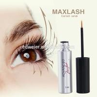 MAXLASH Natural Eyelash Growth Serum (eyebrow tweezers)