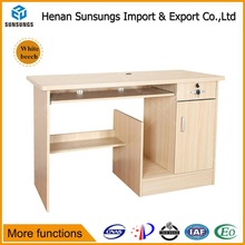 Simple design modern bedroom furniture/compact computer desk/used computer desk