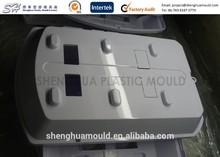 China High Polish Large Plastic Part Housing Injection Molding Factory