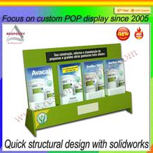 A4/A5/A6 Clear Plastic Flyer Holder, Leaflet Holder, Brochure Holder
