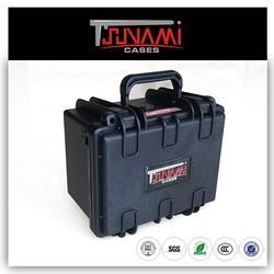 Factory price,Model (221609) waterproof hard plastic wheeled instrument case
