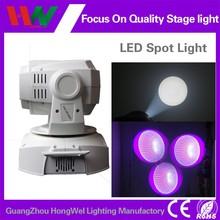 COB LED GU10 8W 640lm 80lmw Ra>80 Warm White CE RoHS SAA Approved