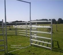 Australia Cheap Metal Cattle Panels Cow Gates