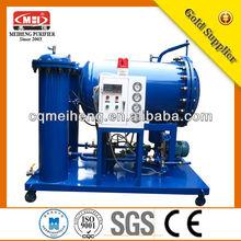 Yjf coalescencia y la placa de separación equipo de purificación de aceite / usado de cocina purificador de aceite / usado tratamiento de aguas residuales equipo