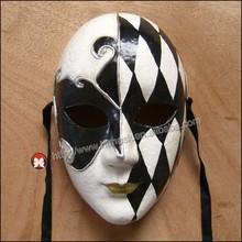 black venetian filigree mask Maschera Veneziana Originale Viso Donna, volto original venetian mask masquerade