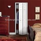 Modern Solid Wooden Interior Bi-fold Room Doors