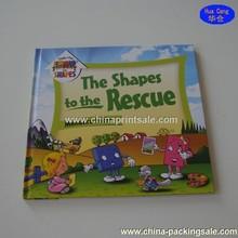 กว่างโจวhotsaleผู้ใหญ่การ์ตูนภาษาอังกฤษในหนังสือปกแข็งหนังสือ