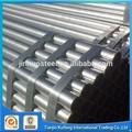 亜鉛メッキ丸形状の鋼管q235平野両端