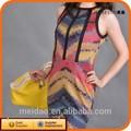 senhoras simples alta qualidade plus size vestido xxxl