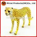 hot animal brinquedos de simulação de brinquedo tigre de plástico