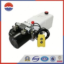 Hydraulic Power Unit For Pallet Truck With Button Controlling