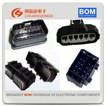 (Connectors Supply)1.0 WIRE-BOARD CRIMP REC TERM CUTSTRP 100 501193-3000