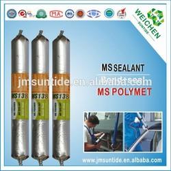 Best selling high viscosity MS polymer adhesive car window sealant
