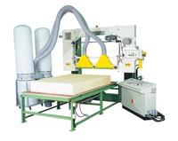 SUNKIS Automatic Horizontal Rigid PU Foam Sheet Cutting Machinery