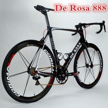 super light carbon road bike De Rosa 888 Superking carbon road frame bicycle frame toray t1000 52cm road bike frame