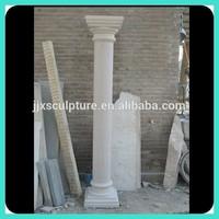 Natural Marble Stone Pillar