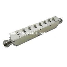 5W rf step attenuator n connector step attenuators 60dB