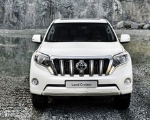 2014 Toyota Prado fj150 front bumper /grill guard/body kit