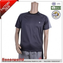 20 years professional supplier BSCI approved sports t shirt.simple soccer jersey