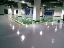 Maydos MDS600 artist epoxy concrete floor resurfacing