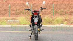 Motorcycle dirt bike motorcycle universal vision headlight