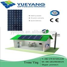 hot sale solar penal thin film solar module